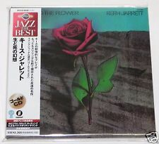 KEITH JARRETT / Death And The Flower JAPAN CD Mini LP w/OBI UCCU-9548 GOLD DISC