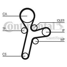 ct1134/K1 // Contitech/ /Correa de distribuci/ón