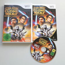 Star Wars: The Clone Wars - Republic Heroes Nintendo Wii
