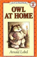 Owl at Home (I Can Read Level 2) by Arnold Lobel