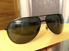 Vintage Christian Dior Homme 0055/S 003P9 62#120 Aviator Sunglasses pre-owned