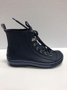 Rocket Dog Women's Rainy, Rain Boot-Navy, Size 6.5M.