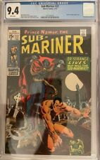Sub-Mariner #22 CGC 9.4 White Pages - Doctor Strange Appearance