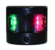 Lalizas FOS LED 12 Bi-Colour Boat Navigation Light (Black Casing)