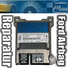 + Ford Focus C-Max Fiesta Mondeo Escape usw.  Airbag Steuergeräte  Reparatur!  +