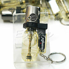 Hot New Windproof Refillable Cigarette Cigar Lighter Jet Flame Cigarette Lighter