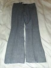 Janie and jack size 6 Gray wool dress pants NEW WITH TAGS