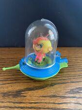 Vintage 1968 Mattel Liddle Kiddle Kozmic Kiddle Yello Fello Doll With Spaceship