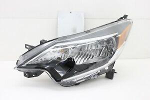 New OEM Nissan Versa Note Headlight Head Light Lamp 2017-2019 26060-9ME0A LH