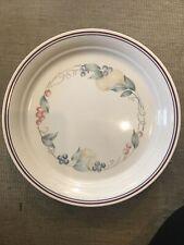 Corelle Impressions Abundance 12 Lg. Plates, 8 Sm. Plates, 12 Bowls And A Trivet