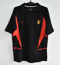 BELGIUM rare genuine shirt NIKE trikot jersey maglia maillot camiseta 2002-04