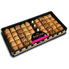 Baklava Sweet Pastry Layla Great for Sharing Halal 1kg FREE DELIVERY