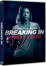 Breaking In DVD UNIVERSAL PICTURES
