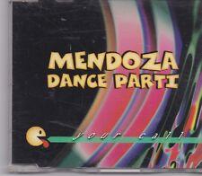 Mendoza Dance Parti-Your Call cd maxi single
