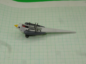 Kuckuck-Vogel Kunststoff mit bew. Flügeln Boley für Kuckucksuhr Kuckucksuhren