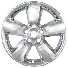 """New Set of 4 20"""" Chrome Wheel Skins for 2013-2014 Dodge Ram 1500 20"""" Wheels"""