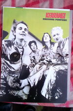 SMASHING PUMPKINS Billy Corgan Centerfold magazine POSTER 17x11 inches