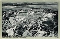 Salinas CA Camp Oro Aerial View Postcard Unused (35271)
