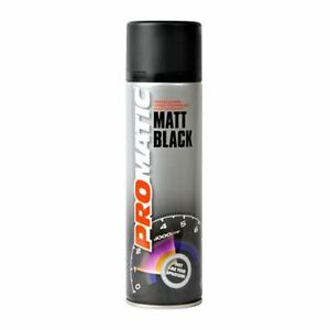 Promatic Professional Spray Paint Aerosol Lacquer Primer Wood Metal Fast- Drying