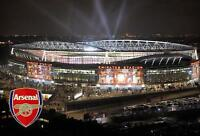 Stadium Emirates stadium (Arsenal,England) postcard