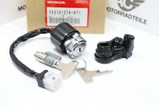 HONDA CB 500 550 Four k0 k1 k2 Lock Set IGNITION SWITCH + STEERING STEM + SEAT