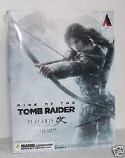 Variant Play Arts Kai Rise of The Tomb Raider Lara Croft Action Figure Statue