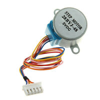 3pcs Gear Stepper Motor DC 5V 4 Phase 5-Wire Reduction Step For Arduino