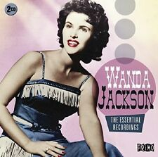 Wanda Jackson - The  Essential Recordings (CD, 2 Discs, Primo, AM) BN Sealed