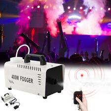 400W Nebelmaschine Bühnenlicht Nebeleffekt Rauchmaschine Disco Party Halloween