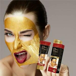 TianDe Gold Purifying Face Film Mask Gold Face Mask Hyaluronic Acid 130ml