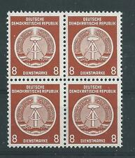 gr 063-2  DDR postfrisch Dienstmarke Mi.-Nr 3