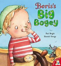 Boris's Big Bogey Paperback Paul Bright