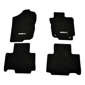 NEW GENUINE TOYOTA RAV4 FRONT & REAR CARPET FLOOR MATS SET PZQ2042041