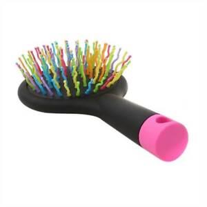 Brand Massage Comb Hair Care Hair Brush Detangler Volume Magic With Mirror CZ