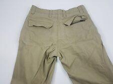 Pre Owned Boys - Mens  Pants - Banana Republic Khaki - Size 29 W 32 L (A-1-13)