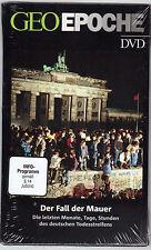 GEO Epoche/DVD/Der Fall der Mauer/Neu/OVP