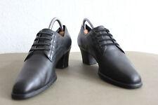 AEROSOLES élégante Chaussure Lacée véritable cuir noir 37 à 37,5