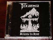 Toxaemia: Buried To Rise - 1990-1991 Discography 2 CD Set 2010 Dark Descent NEW