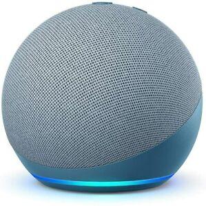 Amazon Echo Dot 4 Generation Smart Lautsprecher - Blaugrau *NEU*OVP*HÄNDLER*