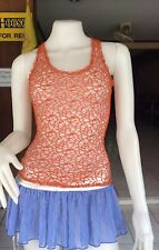 Unbranded Polyester Collarless Other Women's Tops