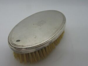 Tiffany & Co. 21603 Sterling Silver Brush With Engraving (JBM)