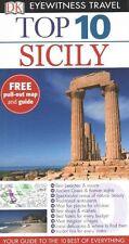 DK oculare TOP 10 Guida turistica: la Sicilia, trigiani, Elaine, LIBRO NUOVO