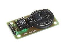 DS1302 módulo de reloj de tiempo real Pro tablero del PWB Batería Arduino Pic brazo A802 Reino Unido