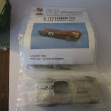 FDS Kit in 1:43 Ferrari 250 Testa Rossa - Le Mans 1958