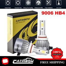 9006 HB4 10800W 162000LM LED Headlight Bulbs Kit Bulbs 6500K High Power White