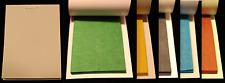 Pyropapier Color Farben 20St blätte 5x7,5cm Flash Paper Pyro Blitzpapier