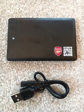 Powerbank - Brand New - Official Arsenal - for iPhone and Android