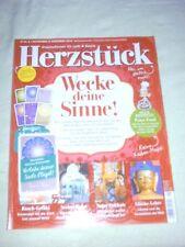 Zeitschrift HERZSTÜCK Nr. 6 Nov./Dez. 2016 Inspiration für Leib & Seele NEU