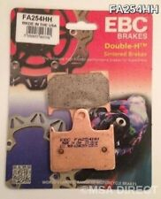 Kawasaki GTR1400 / ZZR1400 (2006 to 2019) EBC Sintered REAR Brake Pads (FA254HH)