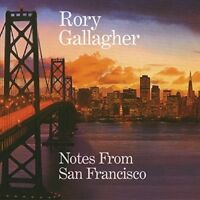 Rory Gallagher - Notes From San Francisco [New Vinyl LP] UK - Import